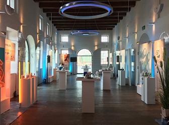 Persevent in het Scheepvaartmuseum